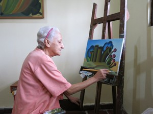 Elenir Teixeira - Pintora