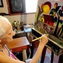 Pintora Elenir Teixeira